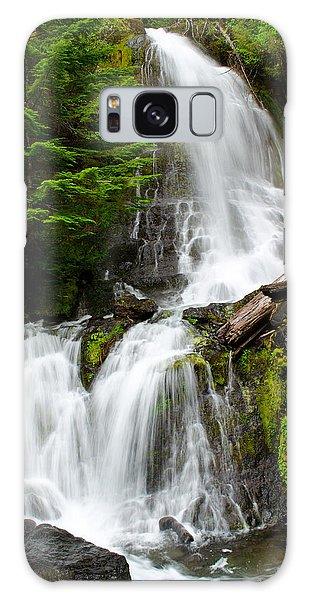 Cougar Falls Galaxy Case