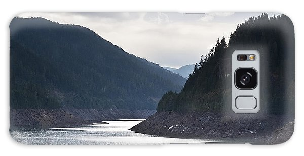 Cougar Reservoir Galaxy Case by Belinda Greb