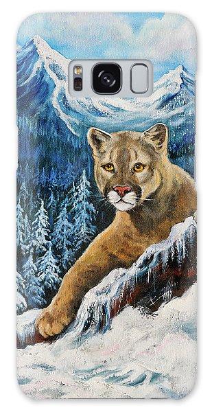 Cougar Sedona Red Rocks  Galaxy Case