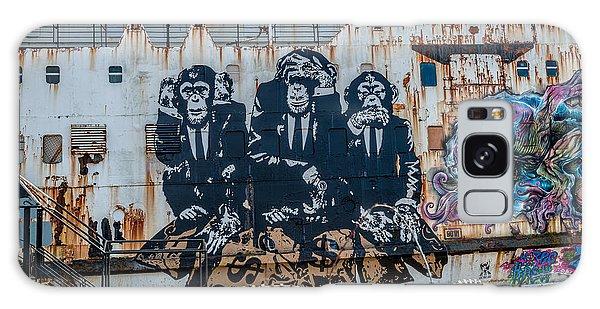 Council Of Monkeys 2 Galaxy Case