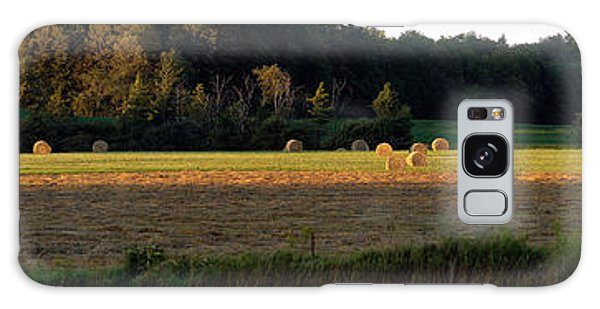 Country Bales  Galaxy Case