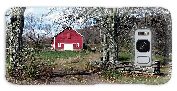 Country Barn Galaxy Case
