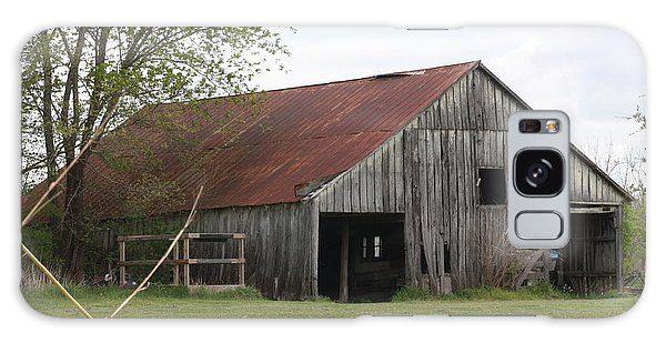 Country Barn Galaxy Case