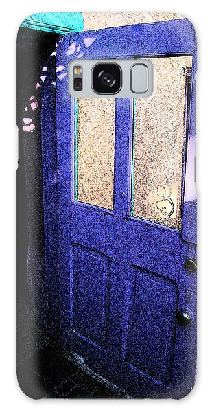 Country Door Galaxy Case