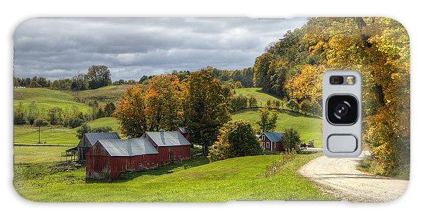 Country Farm Galaxy Case