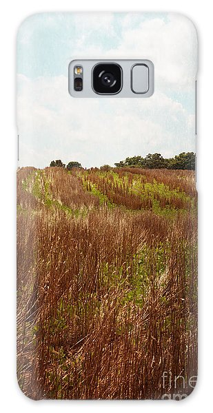 Country Farm Field Galaxy Case