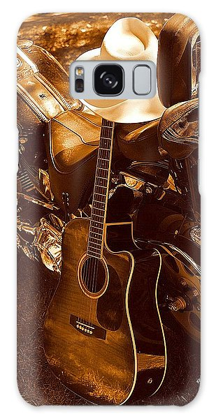Country Harleys Galaxy Case