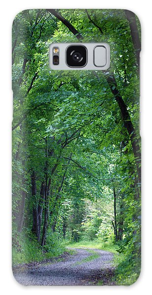 Country Lane Galaxy Case