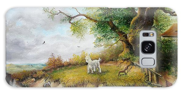 Country Life  Galaxy Case