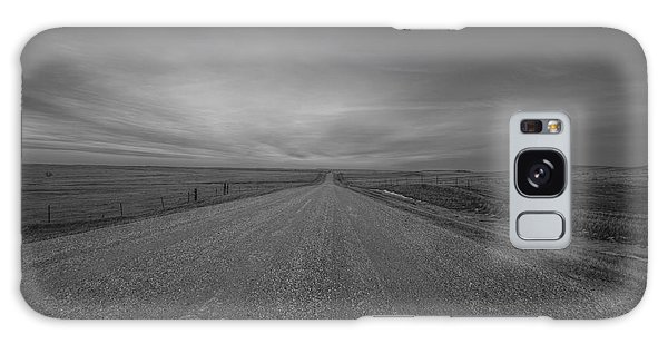 A Country Road Of South Dakota Galaxy Case