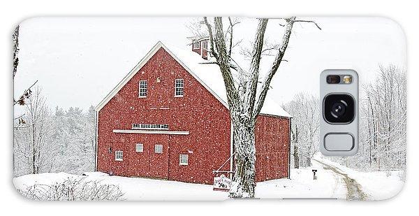 Country Snow Galaxy Case