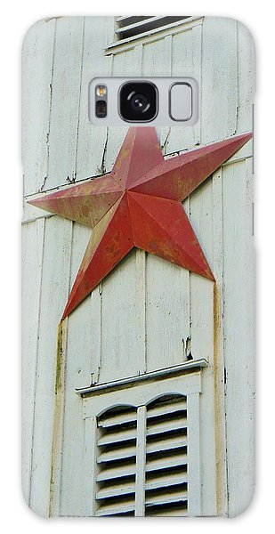 Country Star Galaxy Case by Jean Goodwin Brooks