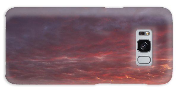 Country Sunset Galaxy Case