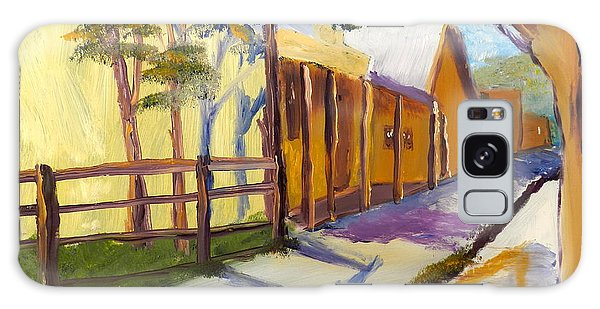 Country Village Galaxy Case