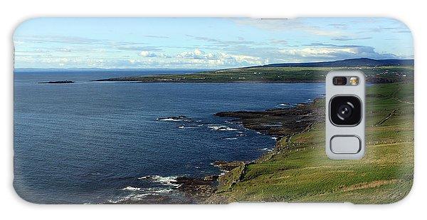 County Clare Coast Galaxy Case