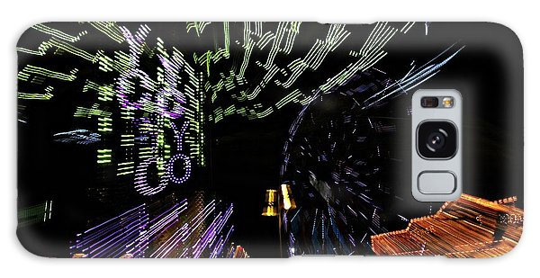County Fair Abstract Galaxy Case