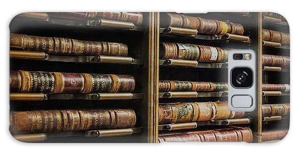 Courthouse Achival Books Galaxy Case