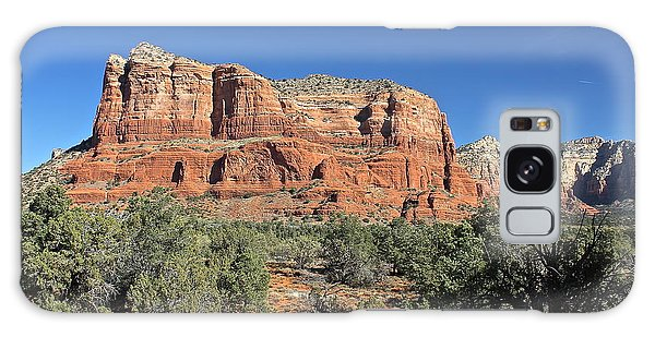 Courthouse Butte Galaxy Case