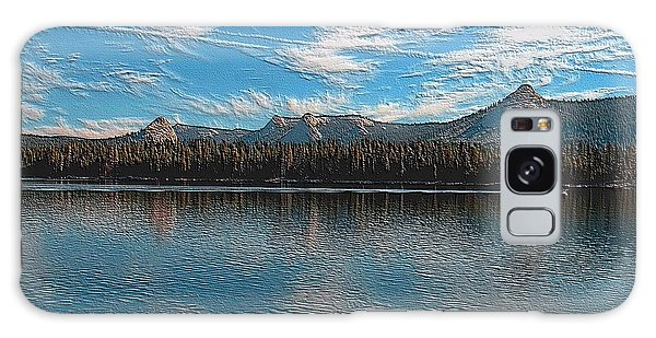 Courtright Reservoir Version II Galaxy Case