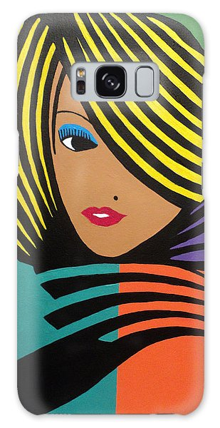 Cover Girl II Galaxy Case