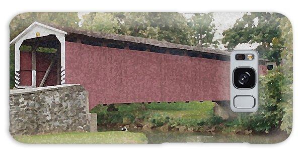 Covered Bridge Galaxy Case