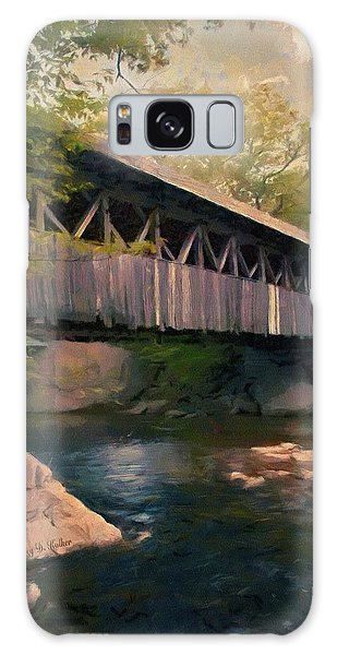 Covered Bridge Galaxy Case by Jeff Kolker
