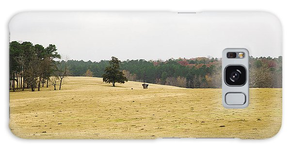 Cow Pasture 2 Galaxy Case