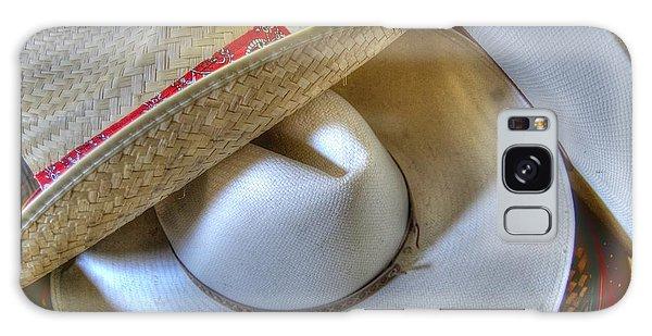 Cowboy Hats Galaxy Case