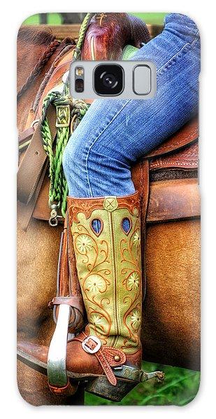 Cowgirl Galaxy Case