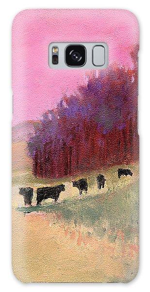 Cows 3 Galaxy Case