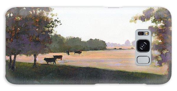 Cows 5 Galaxy Case