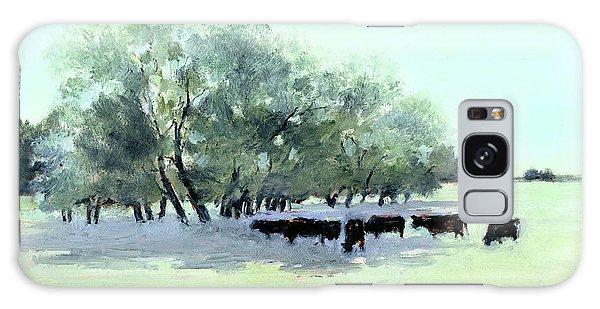 Cows 7 Galaxy Case