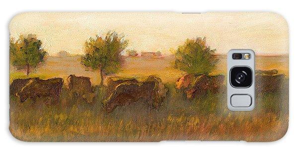 Cows1 Galaxy Case