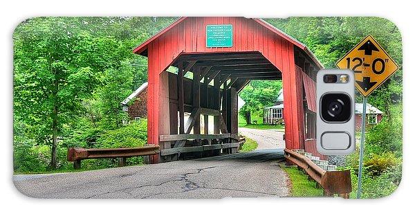 Cox Brook Bridge Galaxy Case