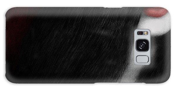Coy Galaxy Case by Pat Erickson