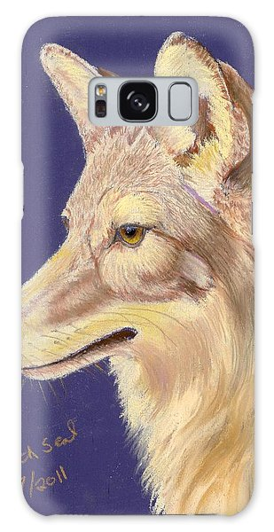 Coyote 2 Galaxy Case by Ruth Seal