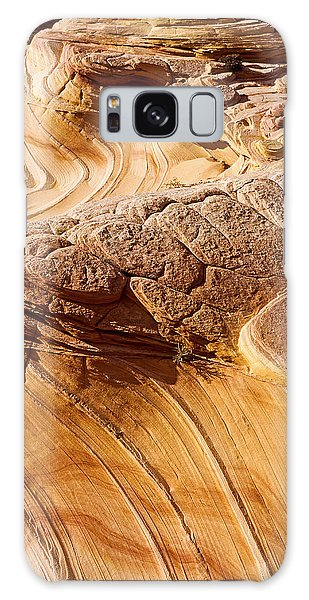 Coyote Buttes Pattern In Nature Galaxy Case