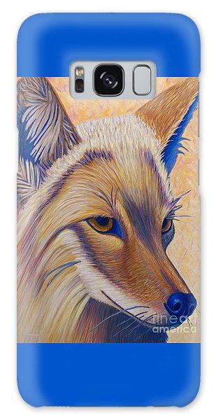 Coyote Summer Galaxy Case