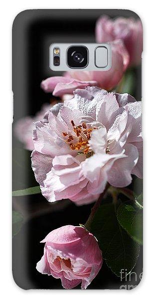 Crabapple Flowers Galaxy Case