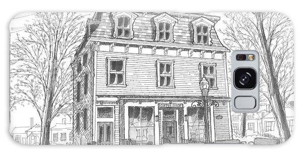 Cranberry's Cafe Circa 1884 Galaxy Case
