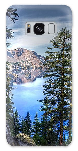 Crater Lake 1 Galaxy Case