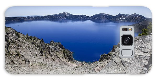 Crater Lake Galaxy Case by David Millenheft