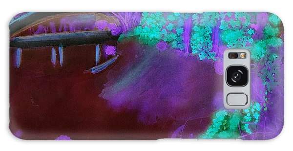 Crazy Exposure Mary's Bridge Galaxy Case by Ann Michelle Swadener