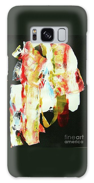 Crazy Horse  An American Hero Galaxy Case by Roberto Prusso