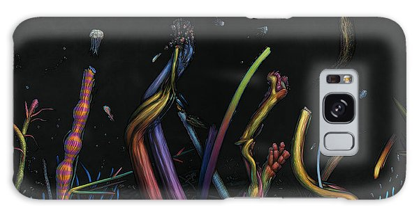Creation Galaxy Case - Creation by James W Johnson
