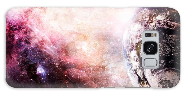 Creation Of Earth Galaxy Case