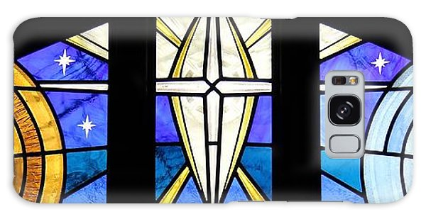 Creation Of The Stars Galaxy Case by Gilroy Stained Glass