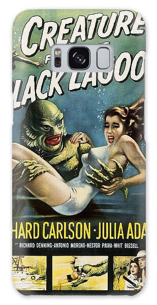 Creature From The Black Lagoon Galaxy Case