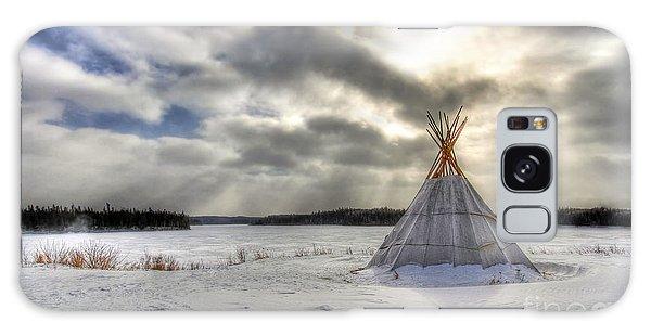 Cree Tepee Galaxy Case