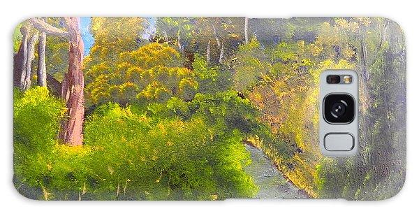 Creek In The Bush Galaxy Case